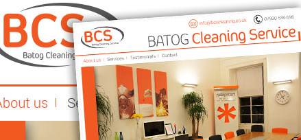BCS Cleaning - Batog Cleaning Service in Edinburgh